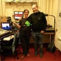 Radiomacherinnen im Freien Radio